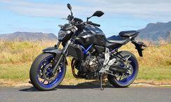 Yamaha MT 07 (ABS) 2015