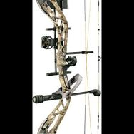 Arco Composto Diamond Lh 7-70Lbs Caça e Pesca+ Flechas