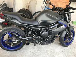 Yamaha XJ6 N 600 2013