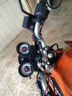 Yamaha YBR 125 Factor Ed 2015