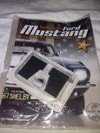Coleção Revista Construa Seu Ford Mustang Shelby Gt 500 1967