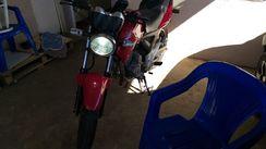 Honda CBX 250 Twister 2004