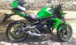 Kawasaki 650 N6N Novíssima!!!