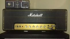 Marshall Plexi 1987X Head 50W Ano 1991/92